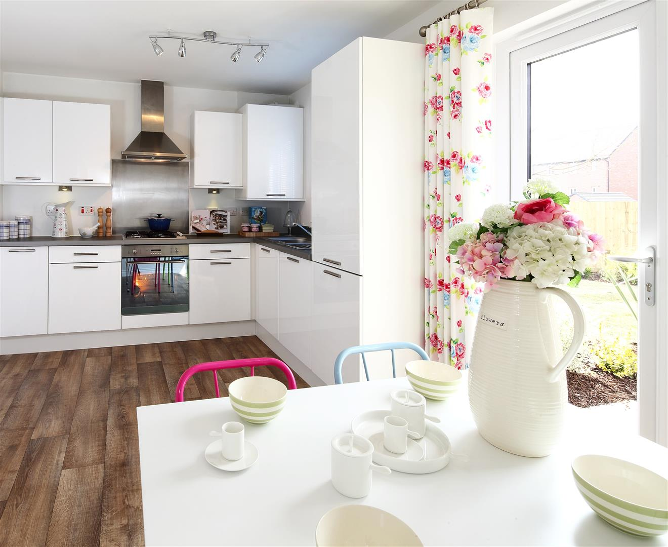 Argyll End, Stewart Milne Homes, Hunters Meadow, Auchterarder, Perthshire, PH3 1PA, UK